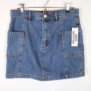 BDG - UO retro style denim skirt size medium